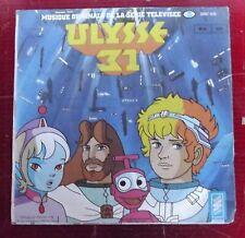 la Chanson du générique Musique Originale de la série 1981 Ulysse 31. vintage