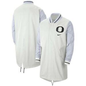 Men's Oregon Ducks Nike Fuse Snap Up Player Jacket 2XL XXL NWT $250