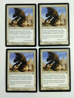 MTG Magic  Playset 4x Conscience coupable  Guilty conscience  Fleau  VO