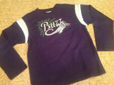 Disney Store Boys Size Large BUZZ Lightyear Long-Sleeve Cotton Shirt Gently Worn