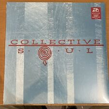 COLLECTIVE SOUL S/T Vinyl LP Zia Marbled Turquoise Limited To 1000 Sealed !