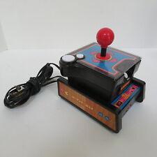 2004 MS. PAC MAN, PLUG 'N PLAY TV GAME, JAKKS PACIFIC, WORKING