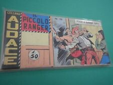 CZ  Collana Audace Piccolo Ranger VII Serie n 19 Originale