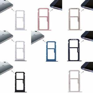 SIM Card Tray Dual Slot Holder Carrier Repair Part for Huawei Honor8/Honor 9Lite