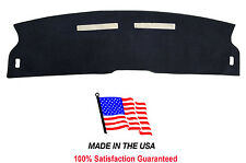 1984-1992 Chevy Camaro Black Carpet Dash Cover Mat Pad CH14-5 Made in the USA