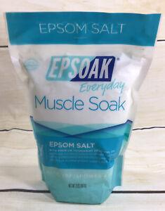 Epsoak Everyday Muscle Soak Epsom Salt