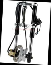 USD Vordergabel 600mm in Black HONDA Dax 125 SKYTEAM Skymax 125