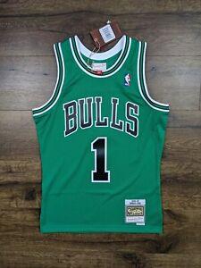 Mitchell & Ness Swingman Chicago Bulls Derrick Rose Jersey Brand New Size Small