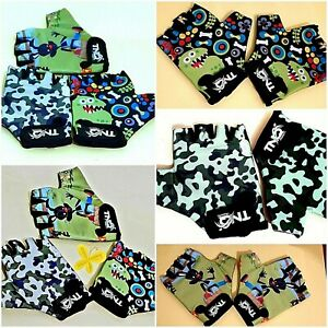 Gloves for Children Kids Girls Boys Cycling Padded Sports Bike Bicycle BMX Bike