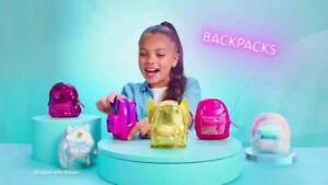 Perfect Gift Real Littles - Mini Backpack  Assortment. Brand New