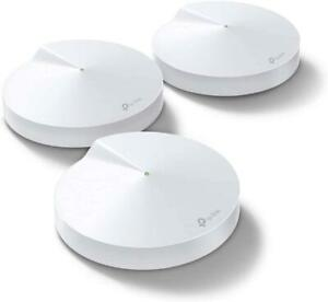 TP-Link AC2200 Deco M9 Plus(3-Pack) Whole Home Mesh Wi-Fi System Wi-Fi Booster