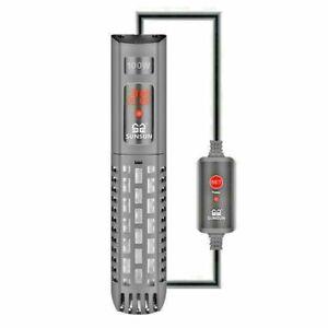 Aquarium Submersible Heater Fish Tank 220V Digital Adjustable Water Heating Rod