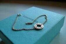 Tiffany & Co 18kt rose gold Atlas diamond bracelet