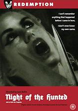 DVD:NIGHT OF THE HUNTED - NEW Region 2 UK