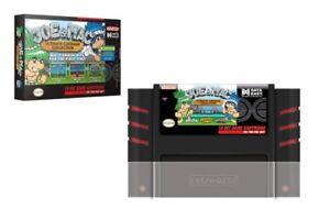 Retro-Bit 3 in 1 SNES Game Cartrdige - Joe & Mac Ultimate Caveman Collection