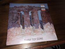 Shiny Toy Guns 3 III DOUBLE Vinyl LP