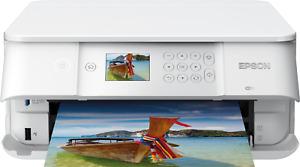 Epson Exp Premium XP-6105 A4 3in1 Multifunktionsdrucker Wlan Scan Premium Tinte
