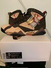 Nike x Patta Air Retro Jordan 7 VII Shimmer Size 13 DS