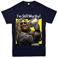 Thor T-shirt, I'm Still Worthy, Avengers Endgame Marvel Comics Gift Top