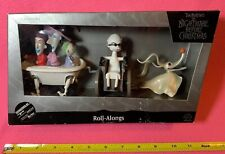 1993 Nightmare Before Christmas Applause Roll Alongs NIB 90s 3 Piece Exclusives