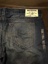 TRUE RELIGION MENS SLIM JEANS SZ 44