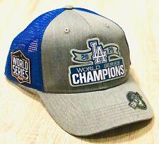 2020 World Series Champions LA DODGERS Hat Baseball Cap Los Angeles NEW!