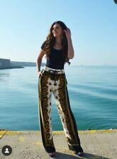 Pantaloni da donna Zara oro   Acquisti Online su eBay