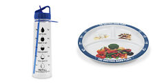 The Increment Bottle Diet Gastric Band World Slimming Weight Loss Plate Kit