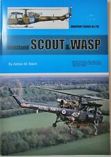 Warpaint Series No.110 - Westland Scout & Wasp - 48 Pages -Book.