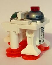 Original Lego Star Wars pièces-Custom R2D2 Turbo Jet-double tête-Noël