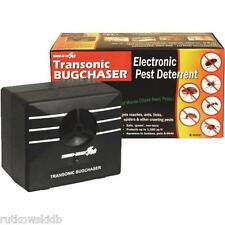 Bird-X Bugchaser Transonic Bug & Rodent Repeller Most Flying & Crawling Insects
