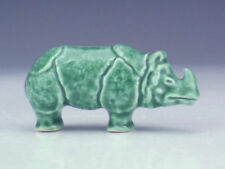 Unboxed Animals Green SylvaC Decorative & Ornamental Pottery