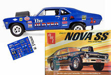 """CD_MM_019  Amt/Ertl's The """"OLD PRO"""" Chevy Nova decals   1:43 scale decals"""