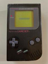 Nintendo GameBoy Konsole Handheld Black Jack Schwarz It Loud Edition #21