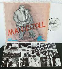 BRÜHWARM und TON STEINE SCHERBEN - Mannstoll      LP   Schneeball