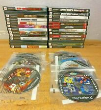 Video Game Lot 35 x PS2 Games - Used - READ DESCRIPTION