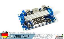 Step-Up Boost Power Converter 100w 3-35v zu3, 5-35v con Voltmeter Per Arduino DIY