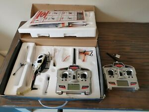 RARE Twister Scale Mini Helicopter 4 channel RTF bundle 2.4G not drone