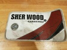 Sherwood ice hockey goalie blocker