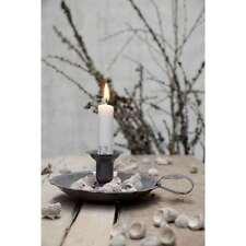 Einarmige Deko-Kerzenleuchter für Stab- & Tafelkerzen im Shabby-Stil