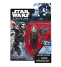 Star Wars Rogue One Sergeant Jyn Erso (Jedha) Action Figure.Free Postage