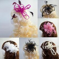 Unbranded Feather Fascinators for Women