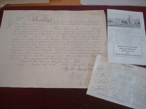 MAJOR CHARLES HODKINSON SMITH WW1 RAF COMMISSION DOCUMENT & SALONIKA MEMORIAL