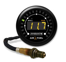 Innovate Motorsports MTX-L PLUS: Digital Air/Fuel Ratio Gauge Kit (8 Ft. Cable)