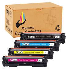 4PCS 046 Toner Cartridge for Canon Color imageCLASS MF733Cdw LBP-654Cdw MF731Cdw