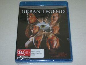 Urban Legend - Brand New & Sealed - Region A, B, C - Blu Ray