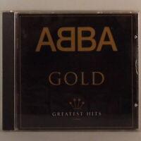 ABBA Gold (Greatest Hits) 1st Edition (CD 1992 Polar Music) P2-17007