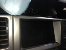 NISSAN X-TRAIL SAT NAV SCREEN 2001 TO 2006