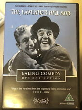 Alec Guinness Stanley Holloway THE LAVENDER HILL MOB ~ 1951 Ealing Comdy  UK DVD