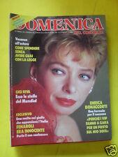 DOMENICA DEL CORRIERE ANNO 88 N. 26 28 GIUGNO 1986